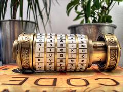 Da Vinci Code Cryptex HDR