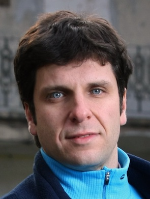 Jan Libich, makroekonom, La Trobe University vMelbourne, Víkend, Praha, 19. 11. 2012